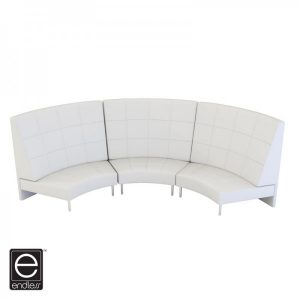 Endless Large Curve High Back Sofa