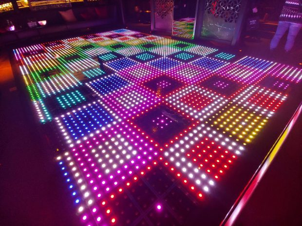 Eye Candy Dance Floor