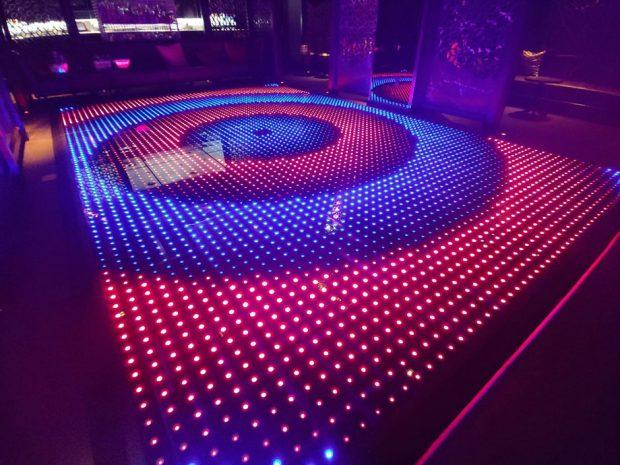 Eye Candy Dance Floor