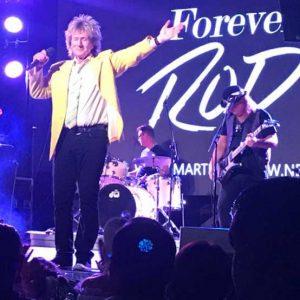 Rod Stewart Tribute Band