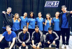Team JLS Blue