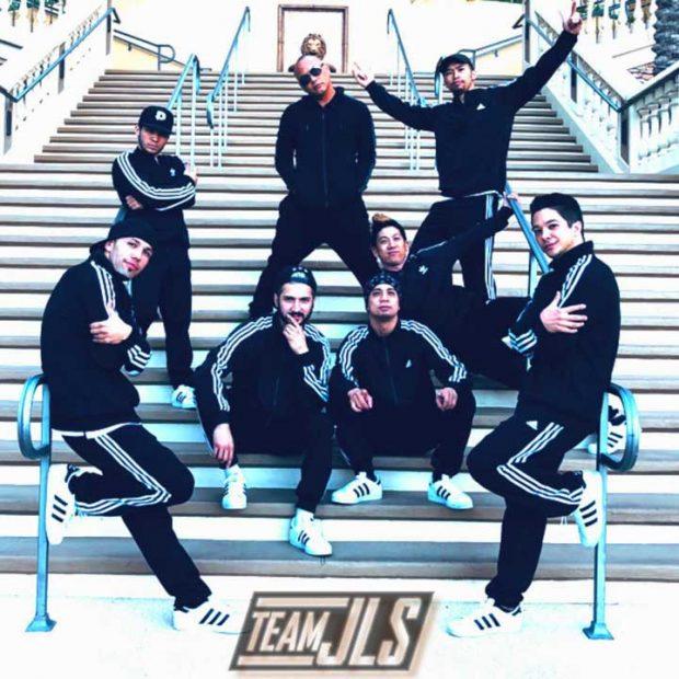 Team JLS profile