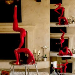 Duo Contortion Act