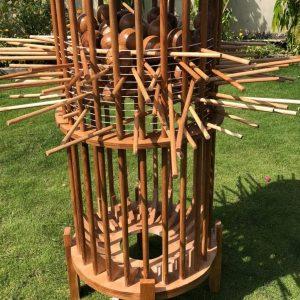 Giant Wooden Kerplunk
