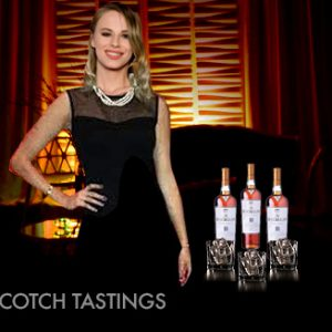 Scotch Tasting Trio