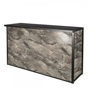 Gray Marble Maxim Bar