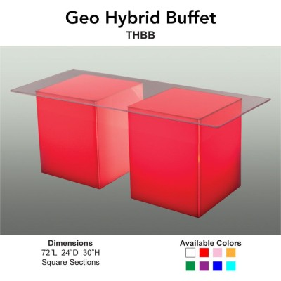 24 Buffet - Geo Hybrid Main