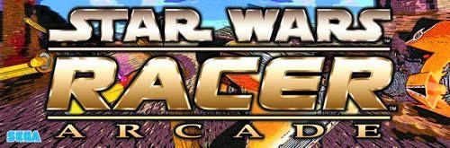 Star Wars Racer Deluxe Banner