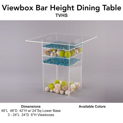 4 Dining - Viewbox Bar Height Main