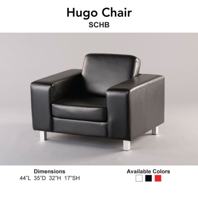 5 Chairs - Hugo Main