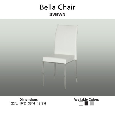 6 Seating - Bella Main