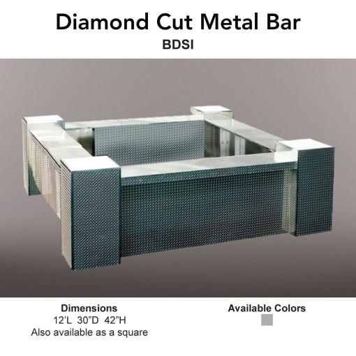 9 Bars - Diamond Cut Main