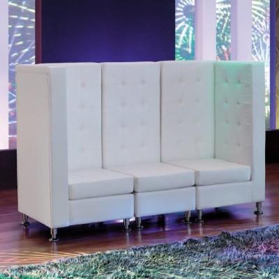 VIP Modular High Back - White