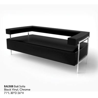 Bali Sofa Black