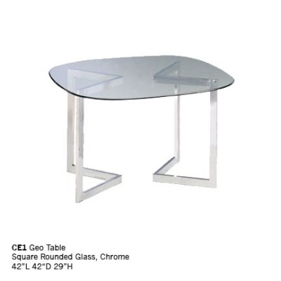CE1 Geo table chrome