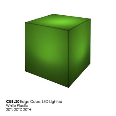 CUBL20 Edge Cube_Green