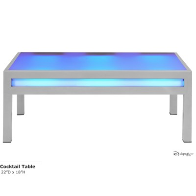 Club Cocktail Table