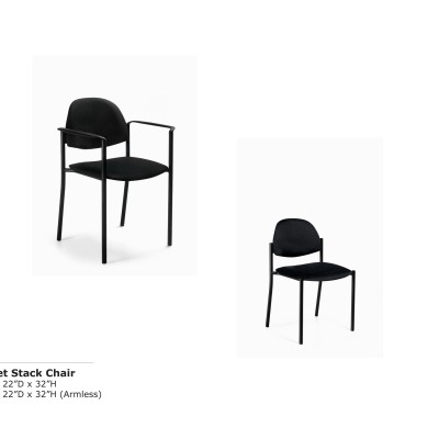 Comet Stack Chair