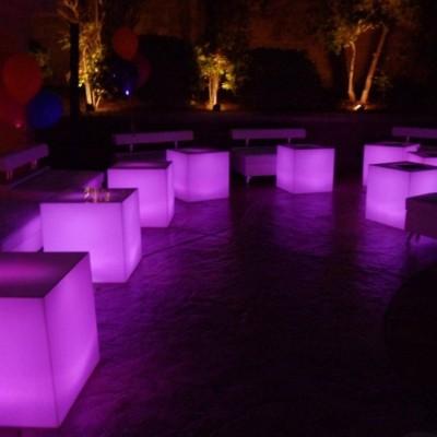Cubes Pink