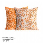DCOPT Deco Pillow_Tangerine_t