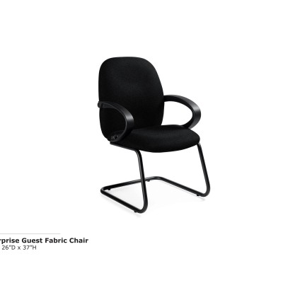 Enterprise Guest Fabric Chair