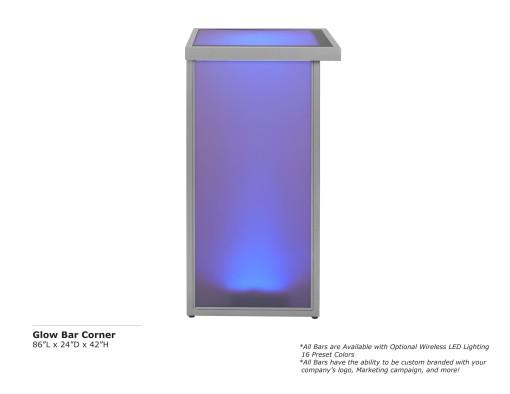 Glow Bar Corner