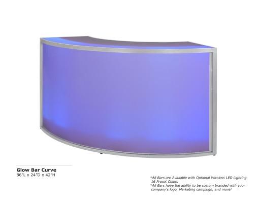 Glow Bar Curve
