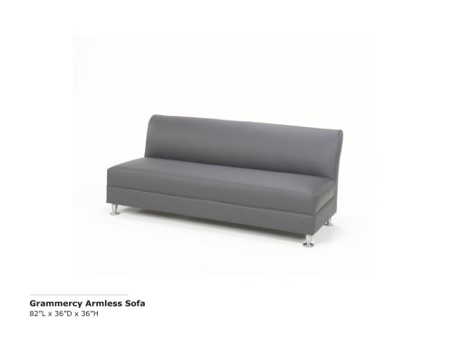 Grammercy Armless Sofa