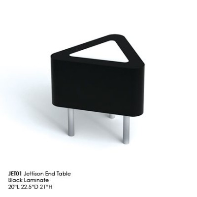 JET01 Jettison end table