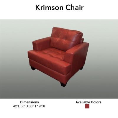 Krimson Chair 2015-1