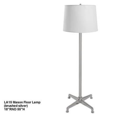 LA15 Mason Floor lamp