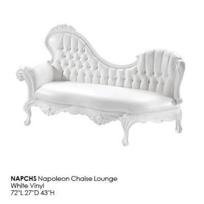 NAPCHS Napoleon Chaise Lounge