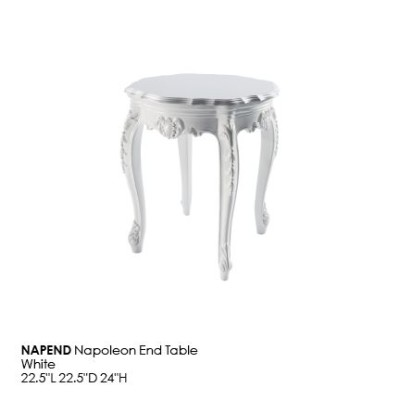 NAPEND Napoleon End Table
