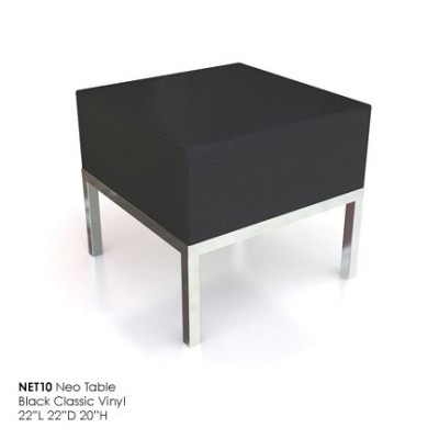 NET10 Neo table black