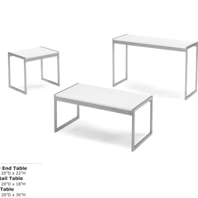 Quad Occasional Tables