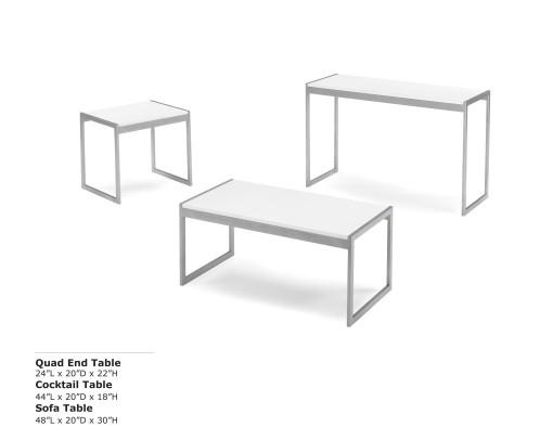 Quad Occasional Tables