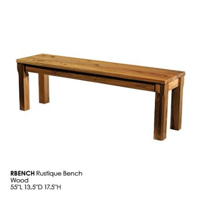 RBENCH_Rustique_Bench