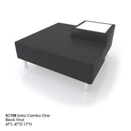 SC108 Soho combo 1 black