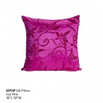 SKPHP Silk Pillow_Hot Pink_t