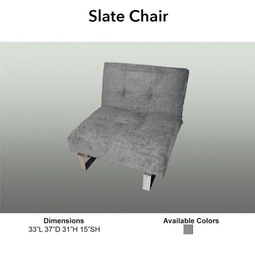 Slate Chair 2015-1