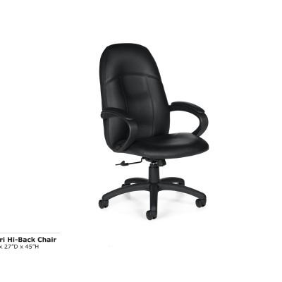 Tamiri Hi Back Chair