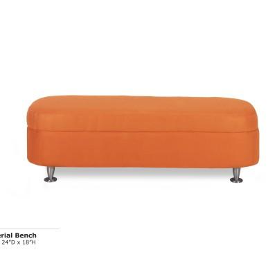 Tangerine Bench
