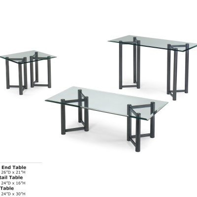 Vivid Occasional Tables