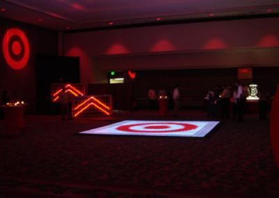 Target Dance Floor