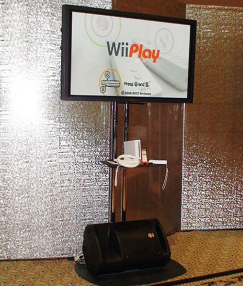 WII Gaming Station