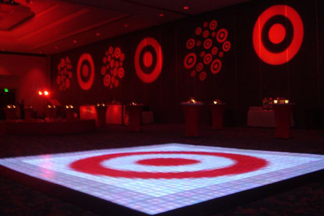 LAS VEGAS DANCE FLOOR LIGHTED & LED DANCE FLOORS
